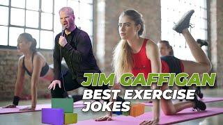 Funniest Exercise Jokes - Jim Gaffigan Standup