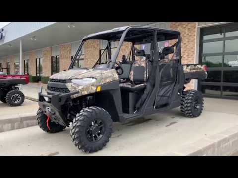 2019 Polaris Ranger Crew XP 1000 EPS Back Country Limited Edition in  Marshall, Texas