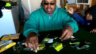 Jig Lessons - When Pa-Pa is the Sitter for the Day (Part 1)