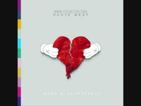 Kanye West - Paranoid (feat. Mr Hudson)