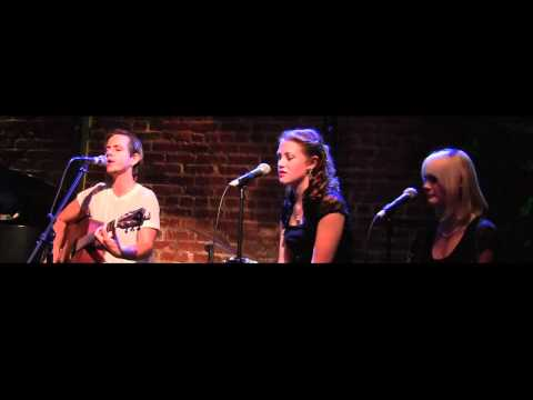 Man of the Year (acoustic) -Alex Davis and the Ary Sisters