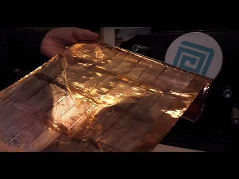 Manufacturing flexible printed circuit boards without any chemicals