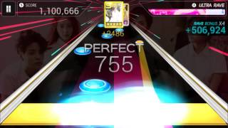 SuperStar SMtown - f(x) Kick (Normal)