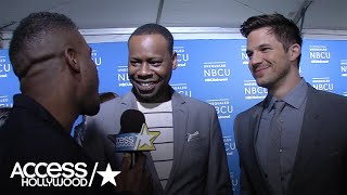 Timeless: Malcolm Barrett & Matt Lanter On The Shows Surprise Renewal | Access Hollywood