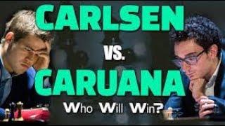 Game 5 - 2018 FIDE World Chess Championship | Magnus Carlsen Vs. Fabiano Caruana ( lichess.org )