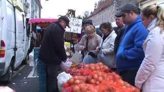 Foire aux Oignons Givet Novembre 2009