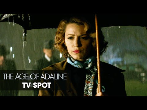 The Age of Adaline TV Spot 'Fugitive'