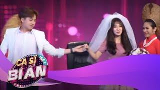 Ca sĩ bí ẩn: Ngô Kiến Huy - Khổng Tú Quỳnh bất ngờ tổ chức đám cưới