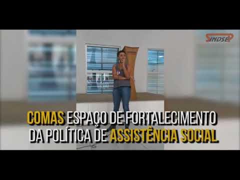 Eleições do COMAS, vote em Tamara Cereja!