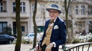 «Дедушка-хипстер»: самый стильный пенсионер Берлина