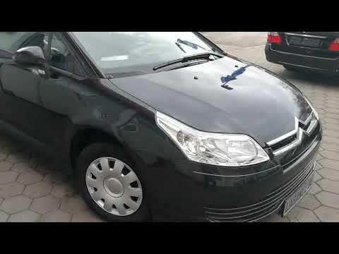 Video Citroen C4 Coupe Advance, 8 fach bereift