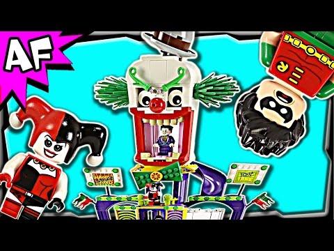 Vidéo LEGO DC Comics Super Heroes 76035 : Jokerland
