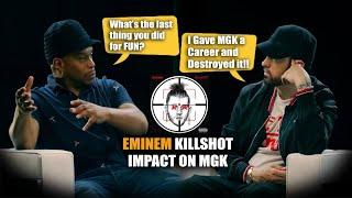 Eminem Killshot One Year Later: Can MGK Break The Spell? So Far… The Answer Is NO