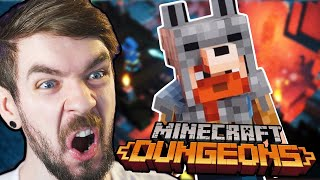 NEW MINECRAFT GAME | Minecraft Dungeons