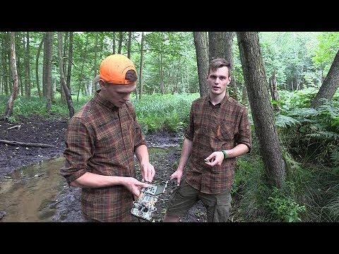 Wildkameras richtig aufhängen - Hunter Brothers
