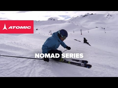 Atomic Nomad Series 2015 | All Mountain. All Day.