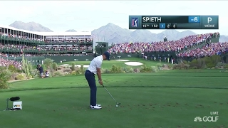 The Notorious 16th Hole at the Phoenix Open-Highlights