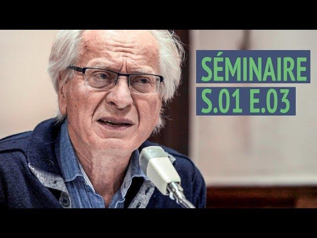 Vidéo, Séminaire Mensuel Decembre 2017 - les droits économiques de la personne