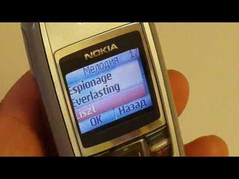 Забытые мелодии для Nokia часть #1 ностальгия