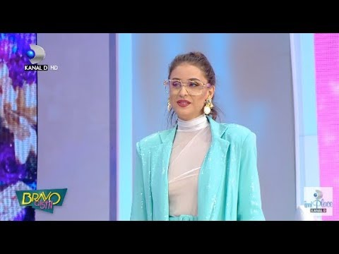 Bravo, ai stil! (11.12.2017) - Iuliana i-a impresionat pe jurati cu cea de-a doua tinuta!