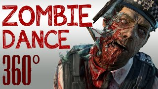"""Zombie """"Thriller"""" Dance - 360° Virtual Reality"""