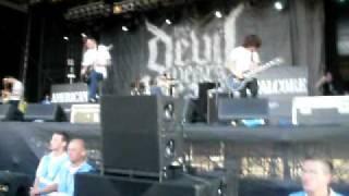 The Devil Wears Prada @ Rock Am Ring 2011 - Wapakalypse