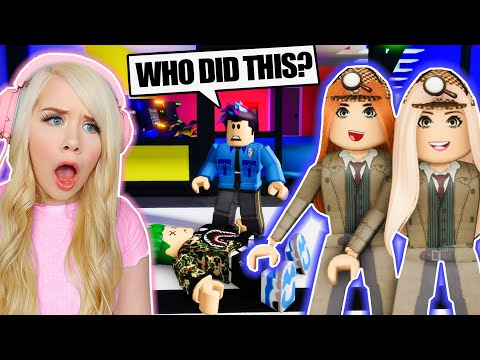 I BECAME A DETECTIVE IN BROOKHAVEN! (ROBLOX BROOKHAVEN RP)