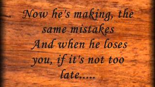 If You Loved Me  (Lyrics)   Tracy Lawrence