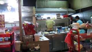 preview picture of video 'Mongolian Chicken Rice, P1, Fong Kitchen, Gerryko Malaysia'