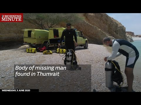 Body of missing man found in Thumrait