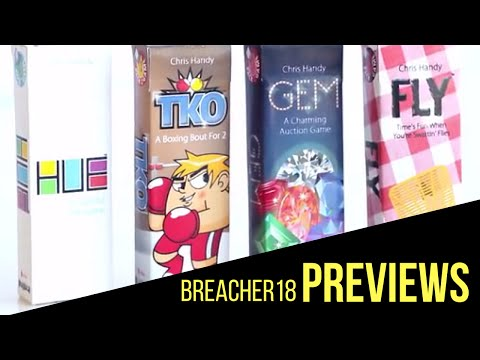 Breacher18 Preview: Pack O Game