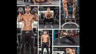 Michael Vazquez VS Kevin Lo (EXPLOSIVE Workout MONSTER)
