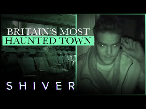 24 Hours In The Haunted City Of Derby - Most Haunted