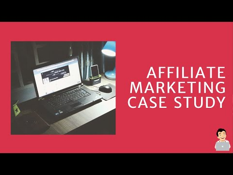 Affiliate Marketing Case Study ( Amazon Affiliate )