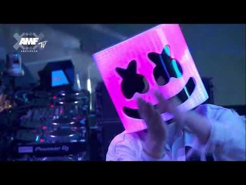 Marshmello - Alone Live @ AMF 2017 (видео)