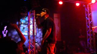 Evidence - Falling down (live in Athens, Greece 20-06-12)