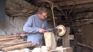 Ash Robin Wood Bowl Turning