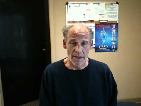 Ben--Chronic back pain + scoliosis