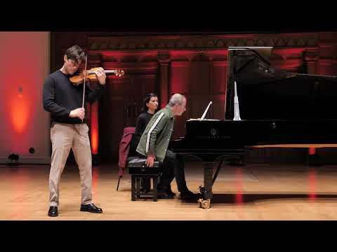 Charlie Siem & Itamar Golan - The Polonaise Brilliante in D major Op. 4 (Henryk Wieniawski)