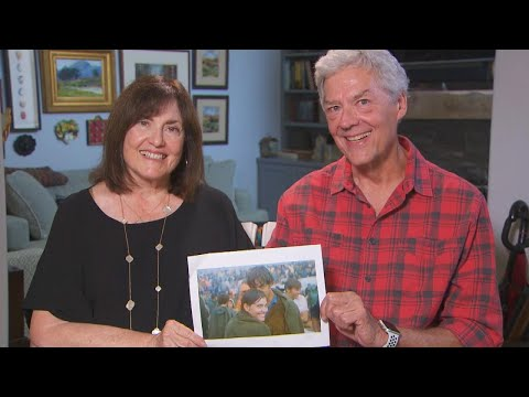 Woodstock Couple Find 1st Photo Together 50 Years Later