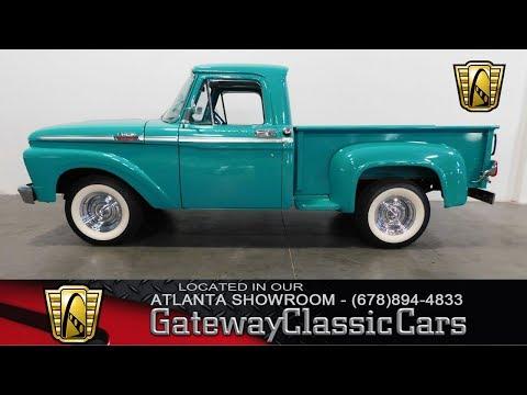1964 Ford F-100 - Gateway Classic Cars of Atlanta #426