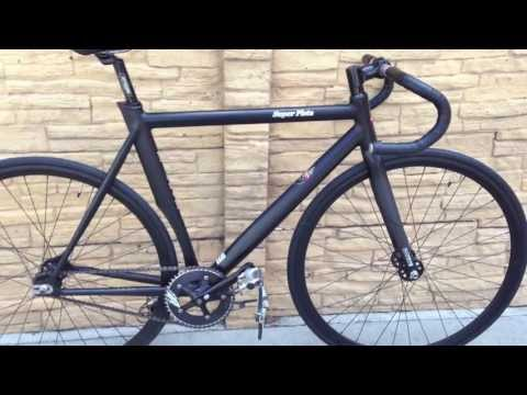 Bianchi Super Pista Fixed Gear Track Bike