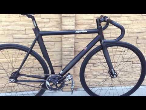 Bianchi Super Pista Fixed Gear Track Bike