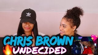 Chris Brown   Undecided (Official Video) REACTIONREVIEW
