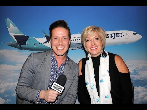Jane Clementino unpacks WestJet's new strategy at travel trade expo