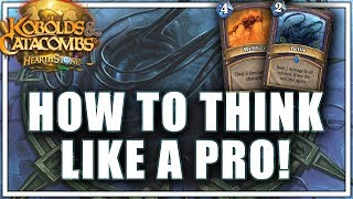 How to Think Like a Pro Hearthstone Player