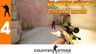 HACKS TEAM - OVERWATCH CHEATERS #4 (CS:GO Overwatch Case Review)