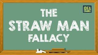 The Strawman Fallacy | Idea Channel | PBS Digital Studios