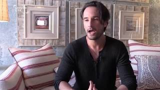 Westworld star Rodrigo Santoro settles, finally, what is real. | London Live