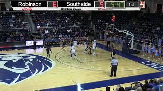 Coke Classic Gm 8 - Robinson vs. Southside 12/28/18
